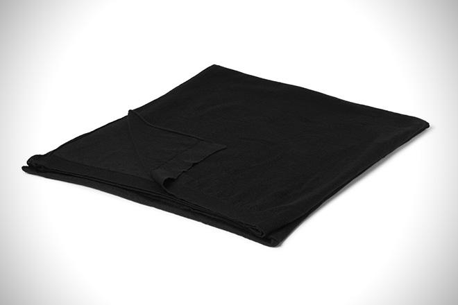 John Smedley Travel Blanket