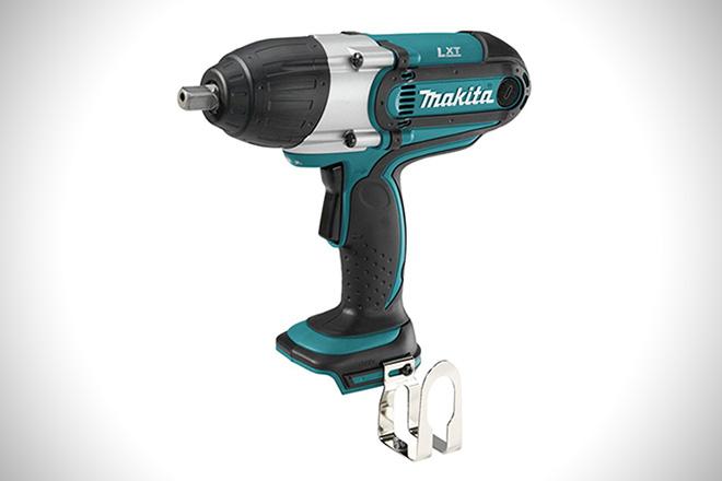 Makita BTW450Z High Torque Impact Wrench
