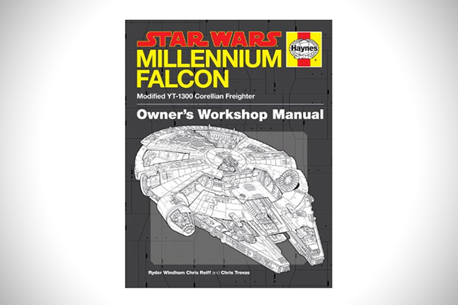 Millennium Falcon- Owner's Workshop Manual