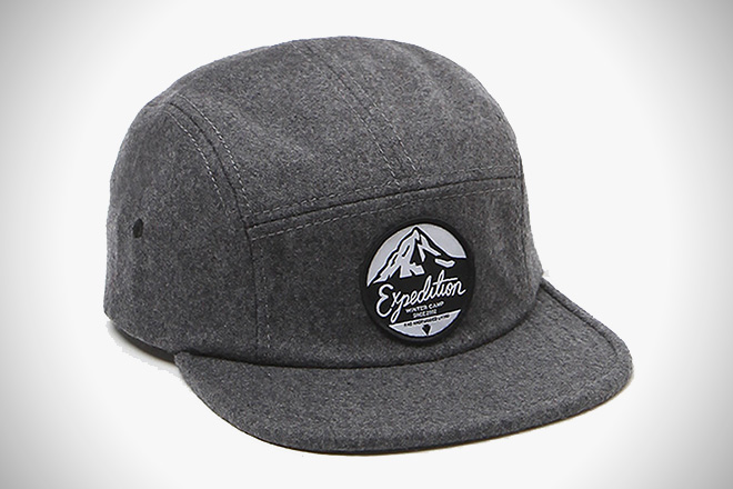 Neff Wooley Camper Hat