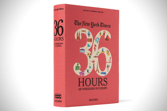 New York Times- 36 Hours Series