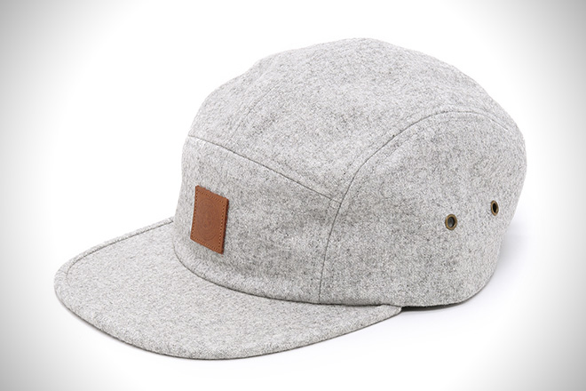 OBEY Flurry 5-Panel Cap
