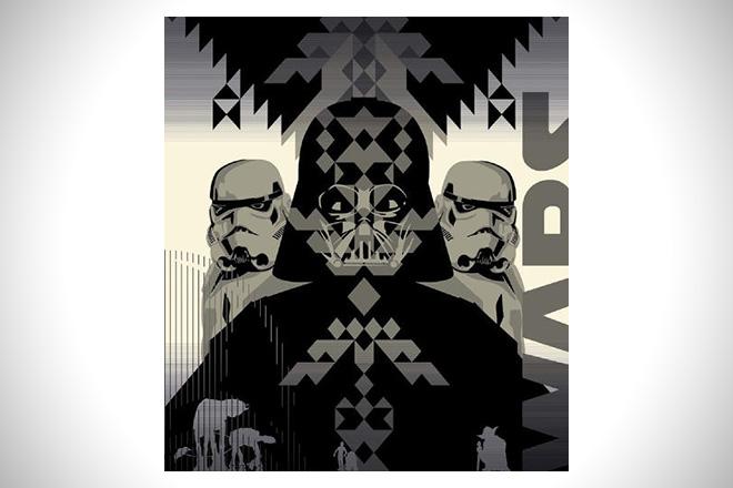 Pendleton Star Wars Blankets
