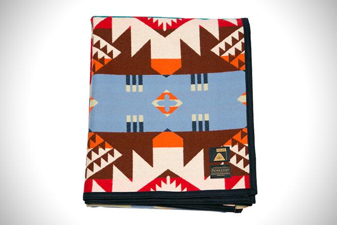 Poler X Pendleton Jacquard Blanket