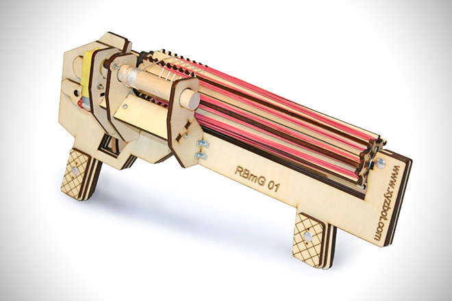 RBmG 01 Rubber Band Machine Gun 2