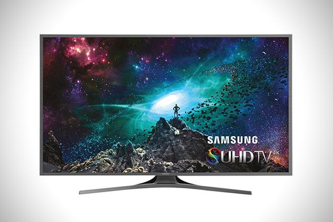 Samsung UN55JS7000 4K TV