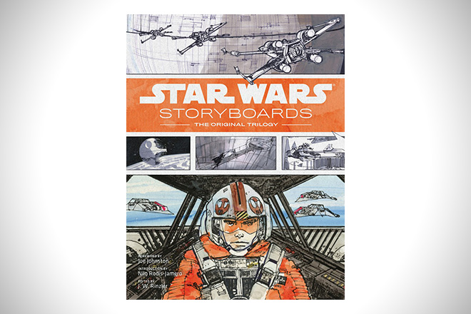 Star Wars Storyboards- The Original Trilogy