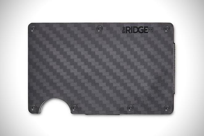 The Ridge Carbon Fiber Cash Strap