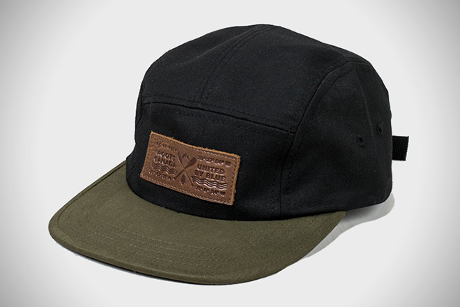 United by Blue X Roots 5-Panel Camp Cap
