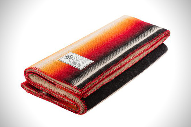 Woolrich X Huckberry Ridge Blanket