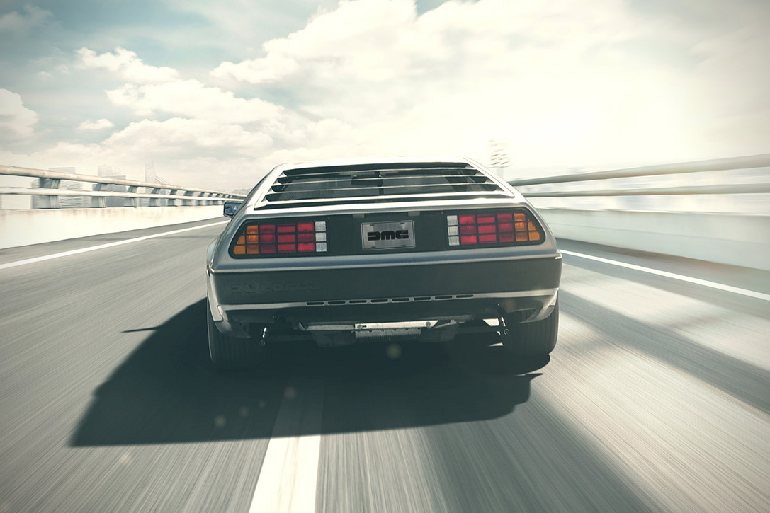 2017 DeLorean DMC-12 4
