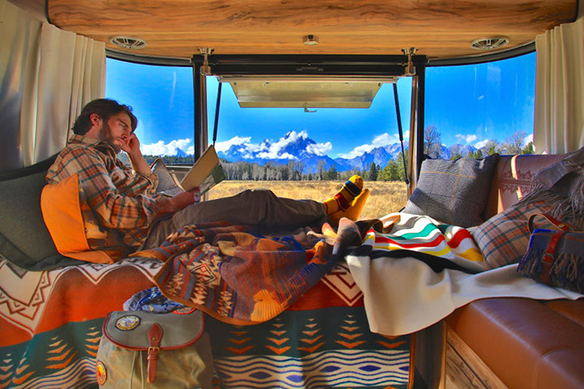 Airstream X Pendleton National Park Edition Travel Trailer