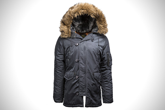 Cool Mens Parka