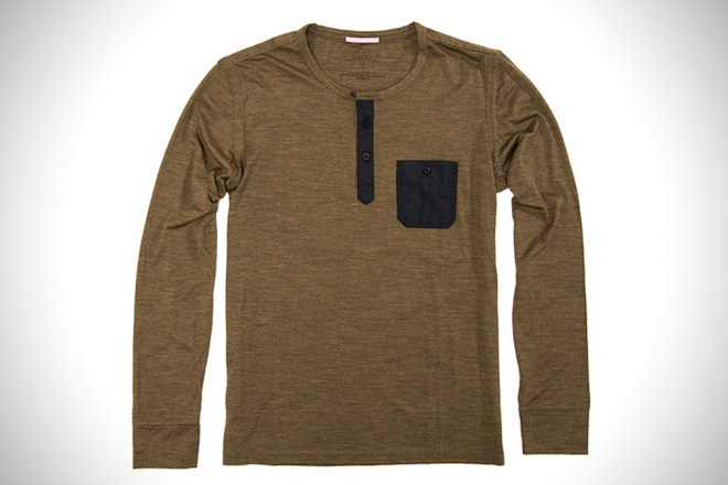 Apolis Transit Issue Henley