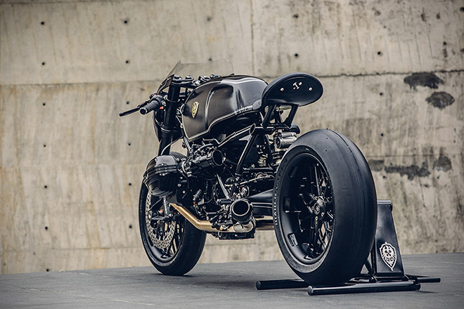 BMW Bavarian Fistfighter by Rough Crafts 5