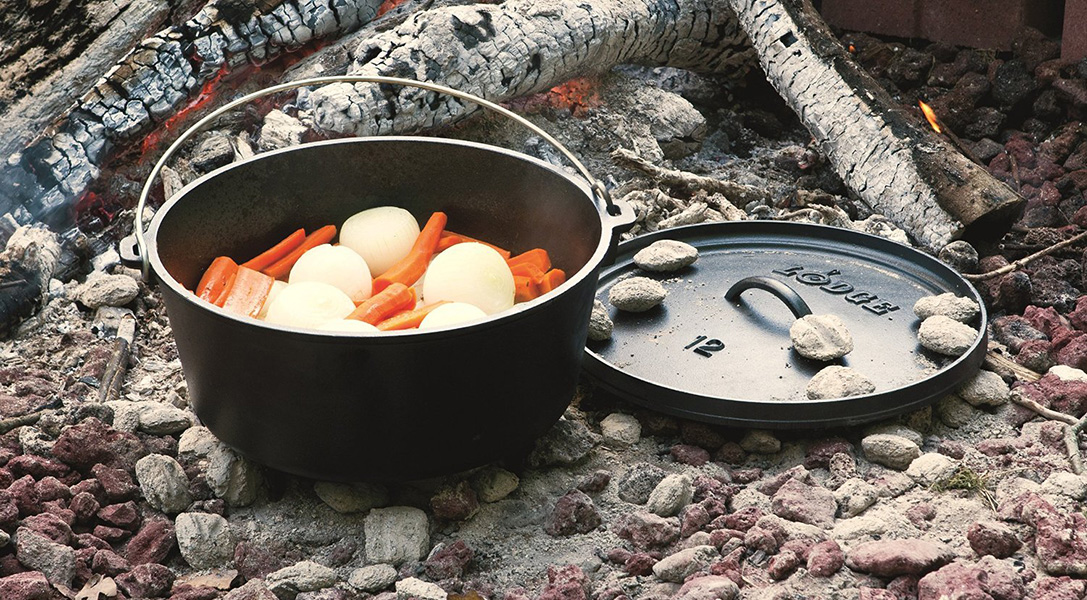 Hot Box The 6 Best Dutch Ovens For Camping Hiconsumption