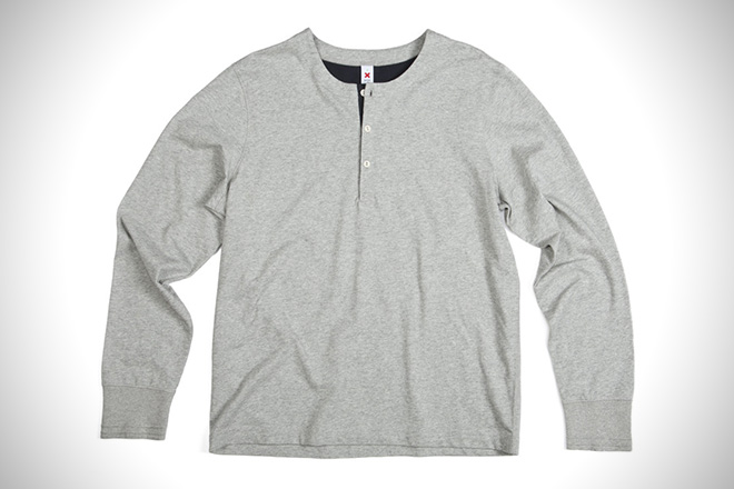 Best Made Co. Jersey Henley