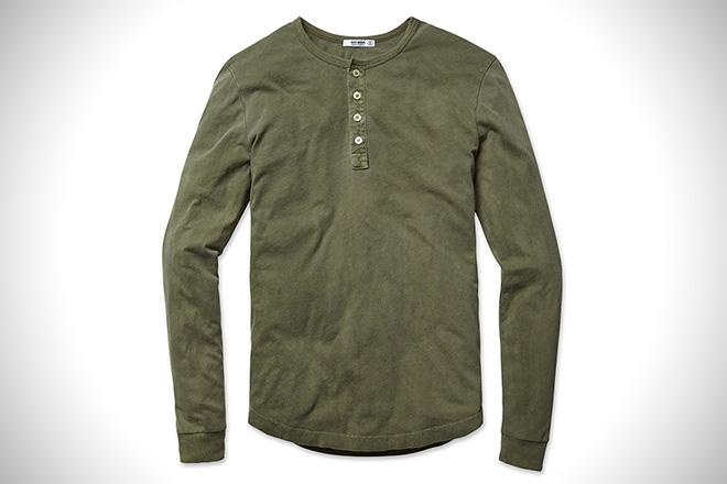 Henley Shirts For Men