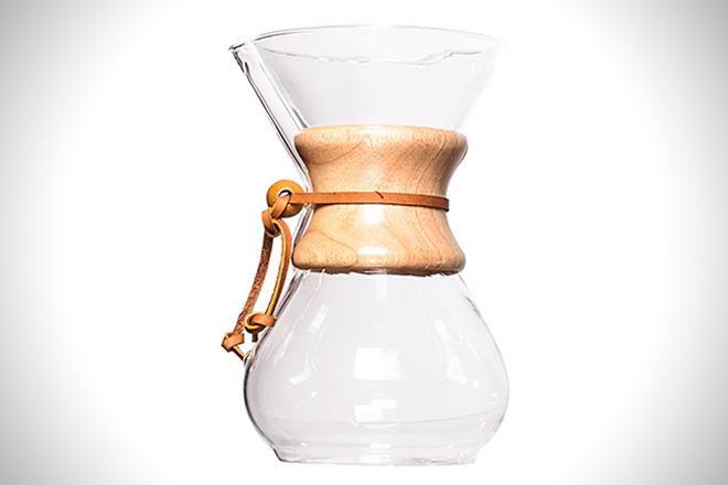 Chemex Classic Series Glass Coffeemaker