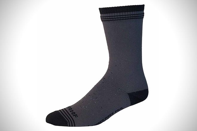 Crosspoint Waterproof Socks by Showers Pass 4
