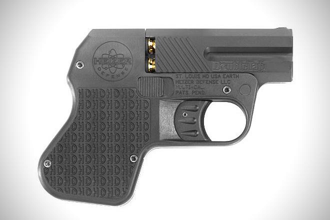 DoubleTap Defense Pocket Pistol