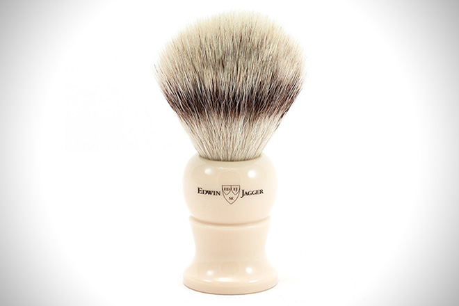 Edwin Jagger Synthetic Shaving Brush