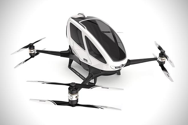 Ehang 184 One Seater Drone 2