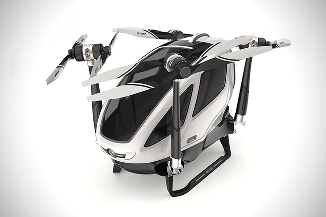 Ehang 184 One-Seater Drone 3