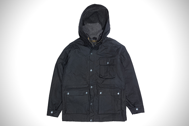 Freemans Sporting Club Isle of Man Parka