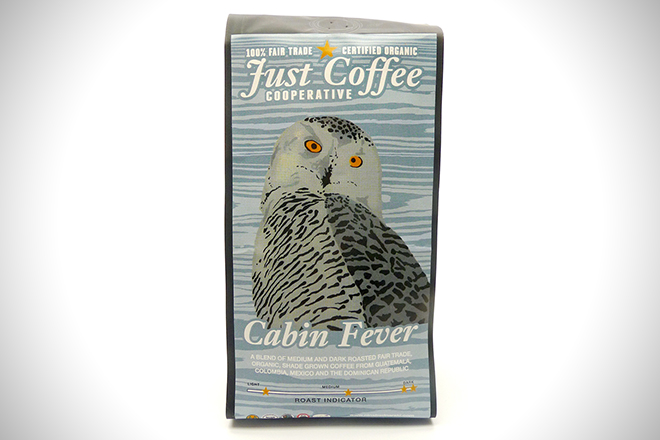 Fresh Coffee Beans - Just Coffee Cabin Fever