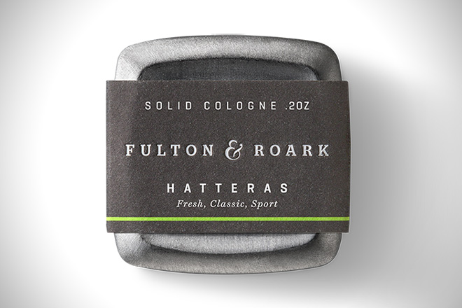 Fulton and; Roark Solid Cologne