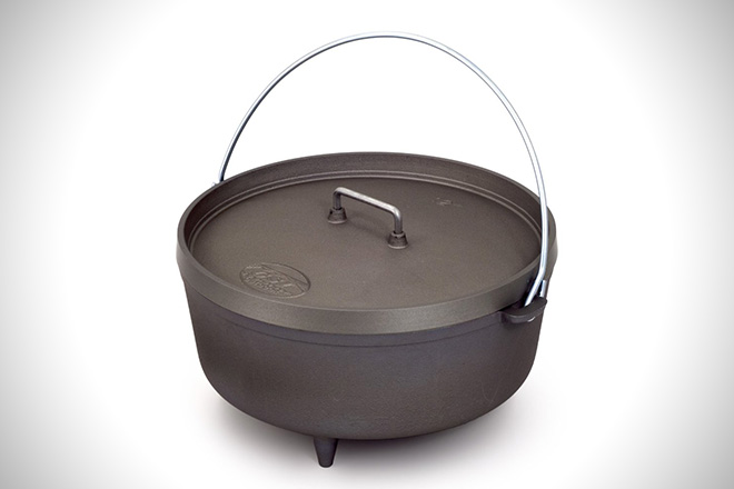 GSI Outdoor Hard Anodized Dutch Oven