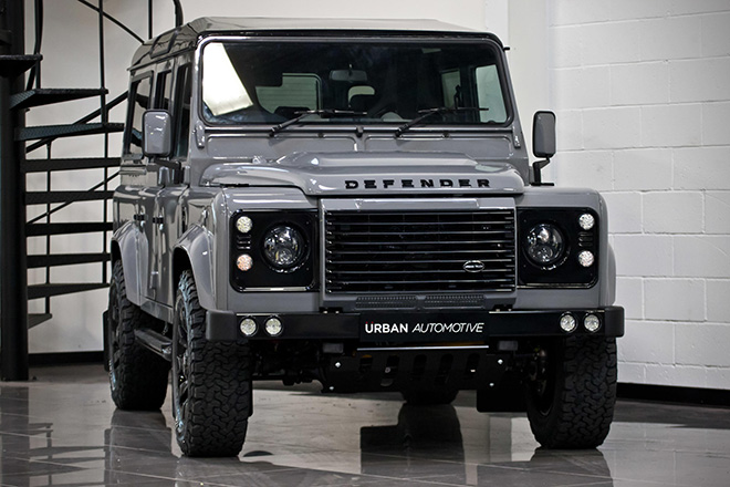 Land Rover Defender 110 Utility by Urban Automotive 4