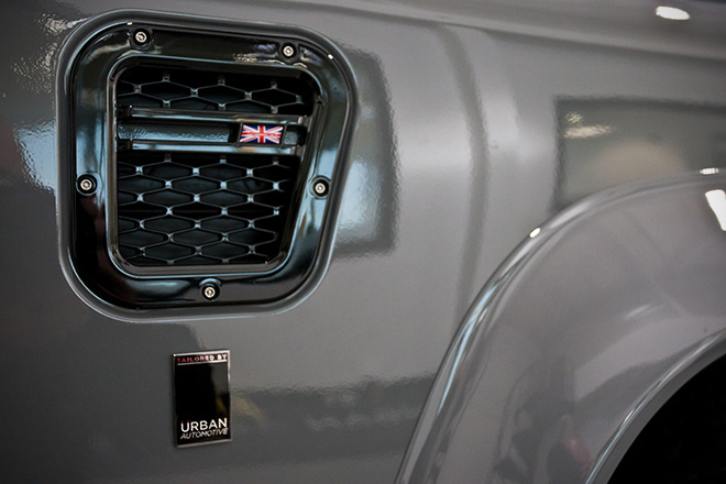 Land Rover Defender 110 Utility by Urban Automotive 7