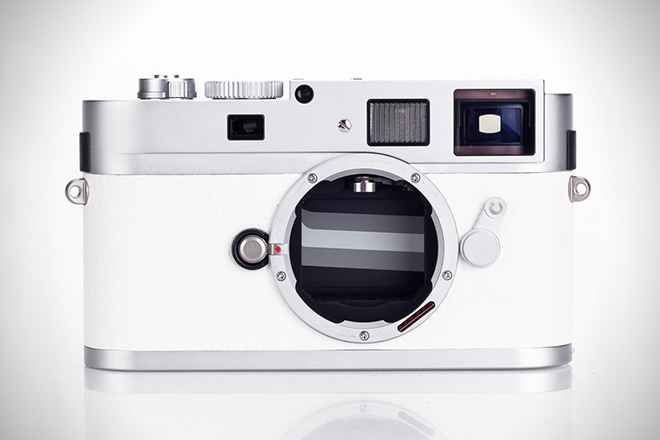 Leica M9-P White Limited Edition Camera 2