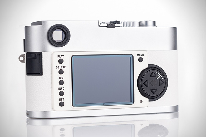 Leica M9-P White Limited Edition Camera 3