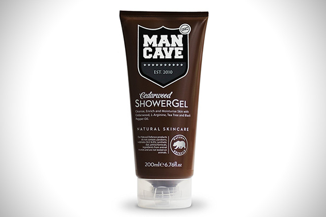 ManCave Shower Gel