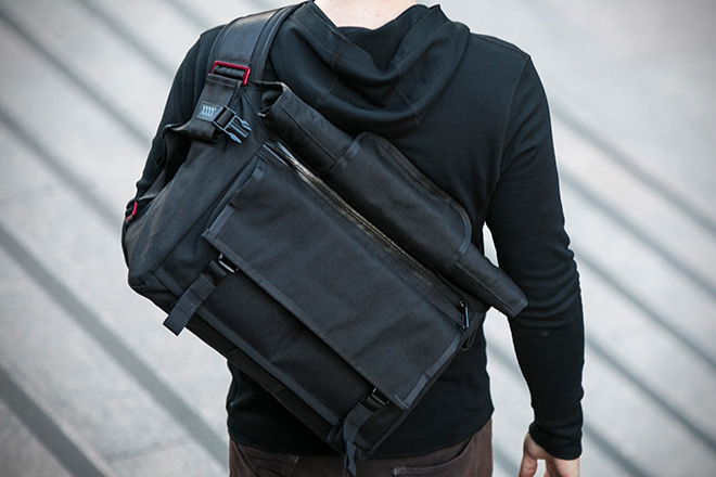 Mission Work The Monty Messenger Bag