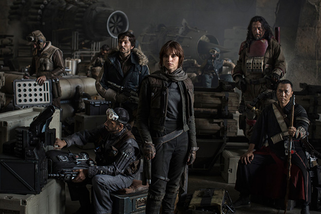 Rogue One- A Star Wars Story