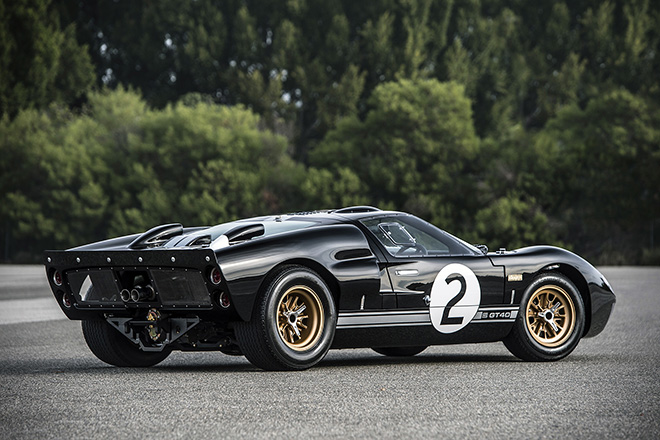 Shelby GT40 MKII 50th Anniversary Le Mans Edition 6