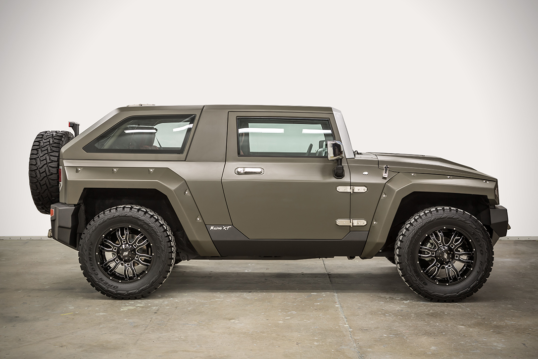 Bmw Model Range >> USSV Rhino XT | HiConsumption