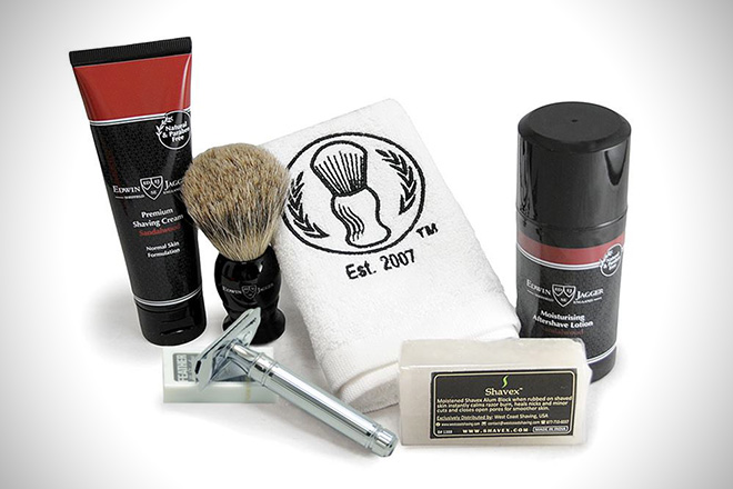 West Coast Shaving Classic Wet Shaving Set