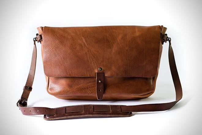 Whipping Post Vintage Messenger Bag
