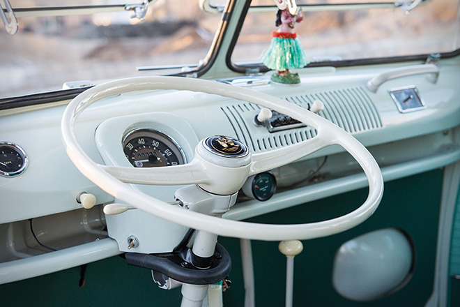 1963 Volkswagen 23-Window Microbus With Camping Trailer 4