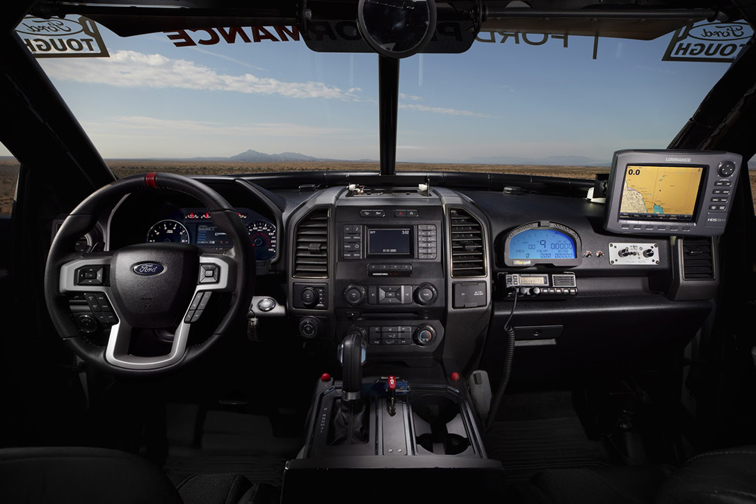 2017 Ford F-150 Raptor Race Truck 06