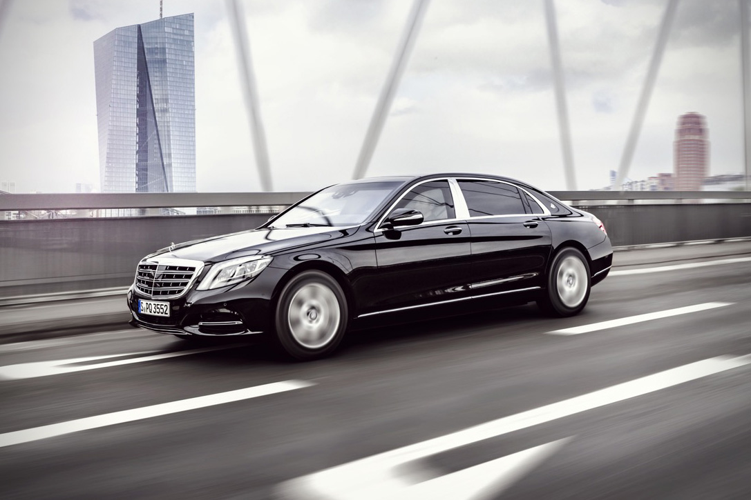 2017 Mercedes Benz Maybach S600 Guard Hiconsumption