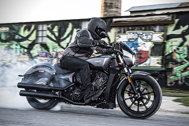 2017 Victory Octane Motorcycle 1