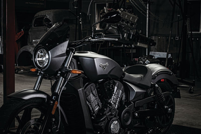 2017 Victory Octane Motorcycle 4