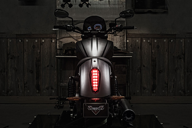 2017 Victory Octane Motorcycle 5
