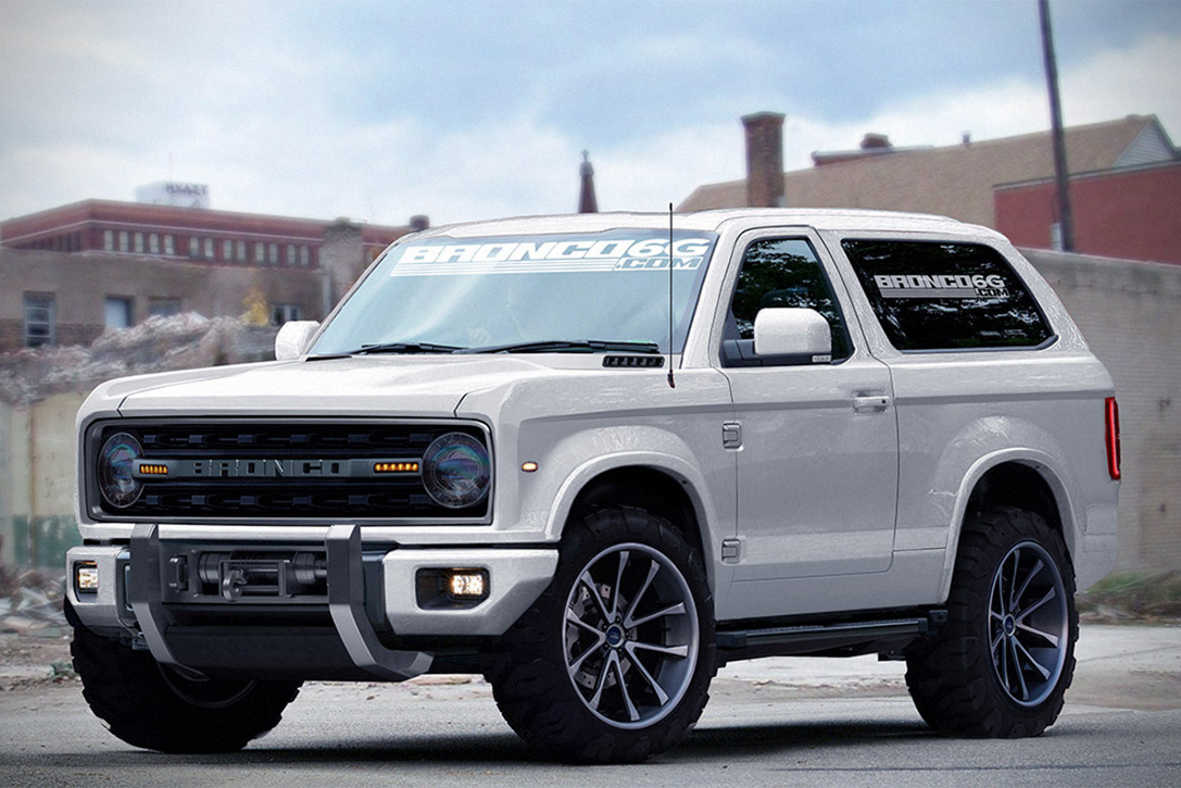 2020 Ford Bronco Concept 02